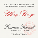 New Label Coteaux Champenois Sillery Rouge